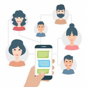 שיווק באינטרנט במודל הקהילה