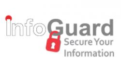 infoguard- עיצוב לוגו