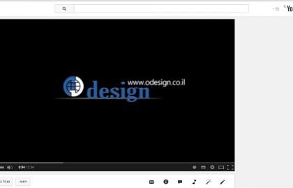 איך להטמיע סרטון מיוטיוב באתר ?
